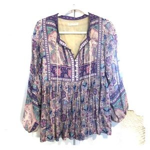 The Gypsie Pointiciana Blouse